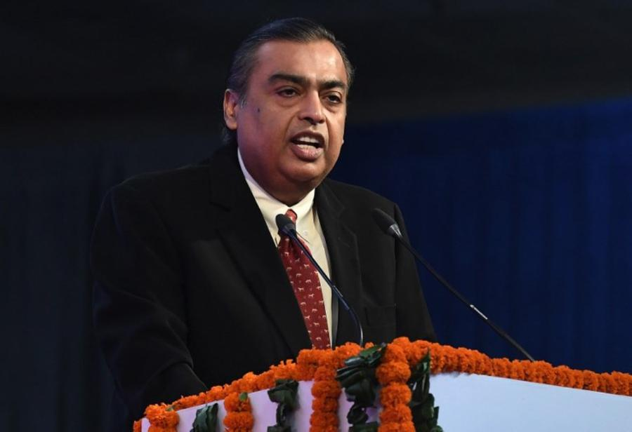 Digital arm of India's Reliance draws investors