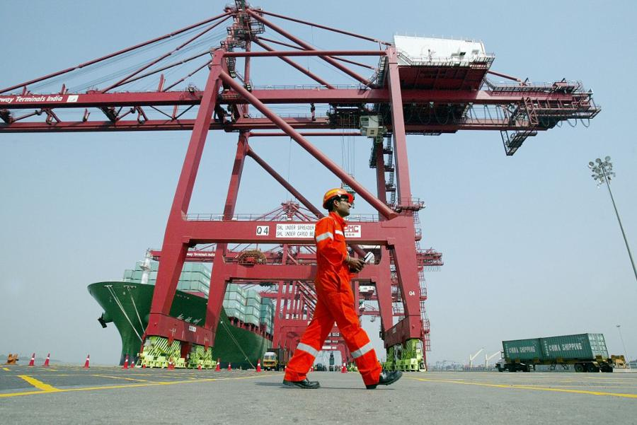 Chinese goods held up at Indian ports