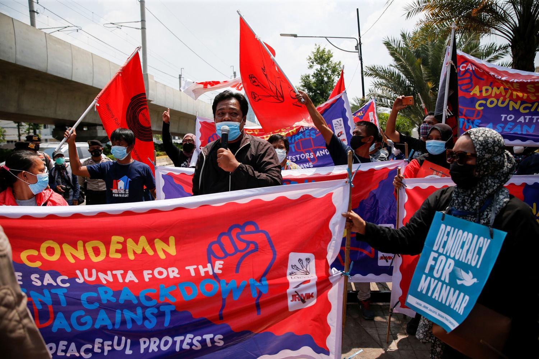 UN agencies offer dire warnings on Myanmar