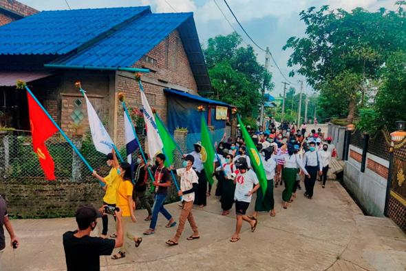 Myanmar's junta approves $2.8 billion investment, including gas power plant