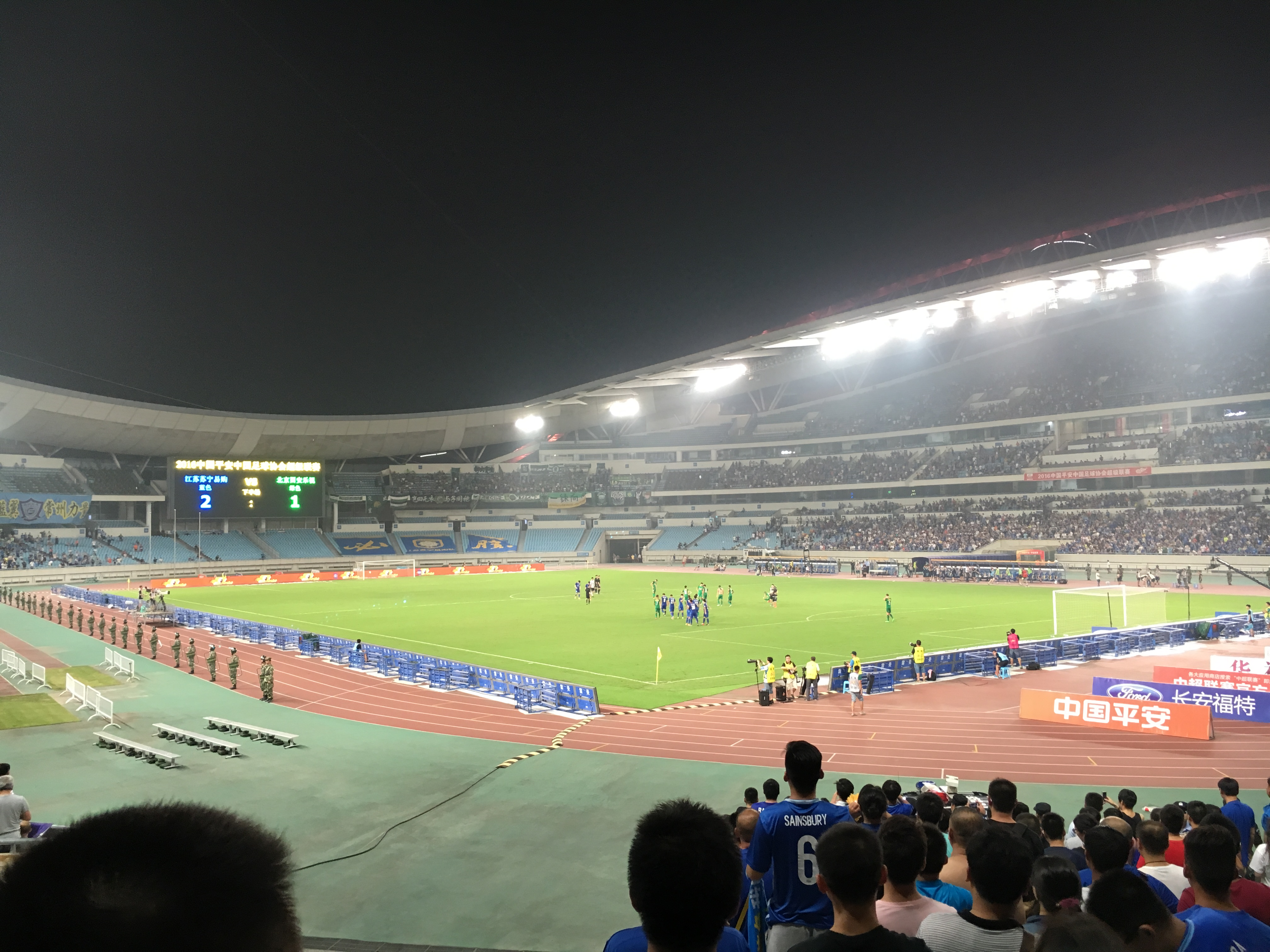 Owner blows whistle on China's top football team