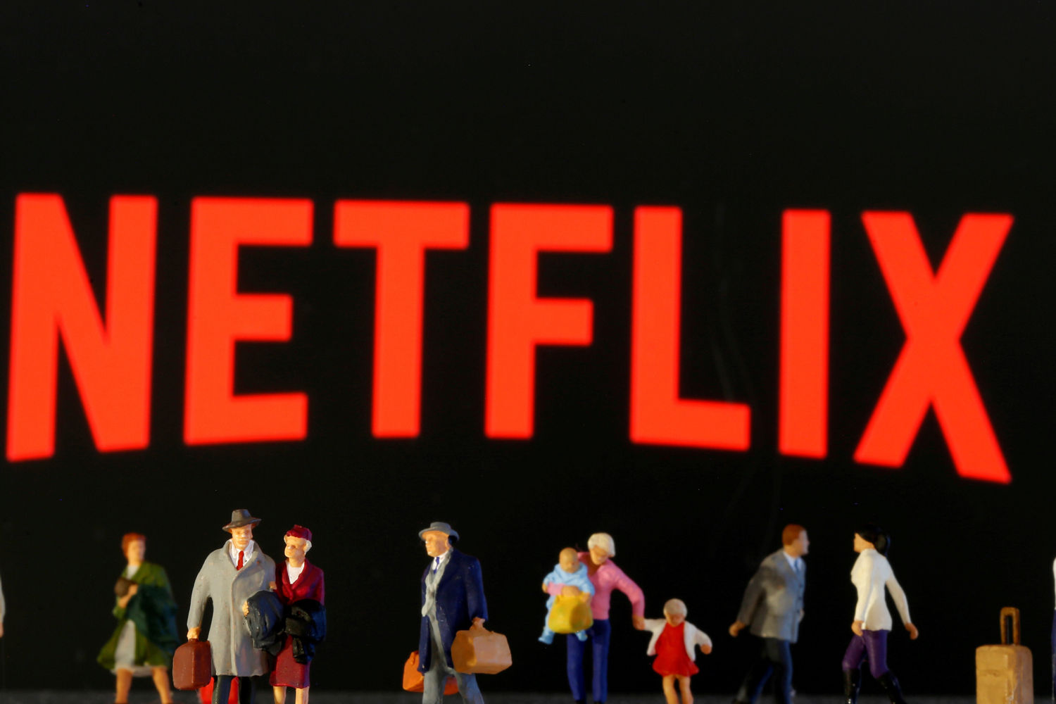 Streaming service Netflix moves to stop password sharing