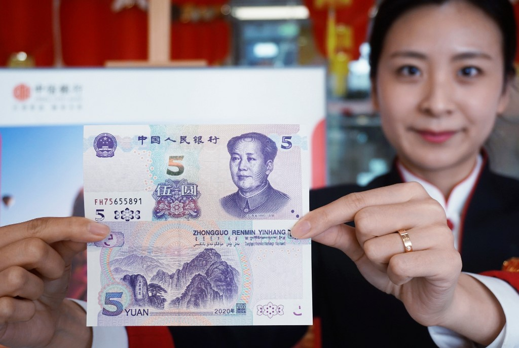 US economy strength keeps pressure on yuan