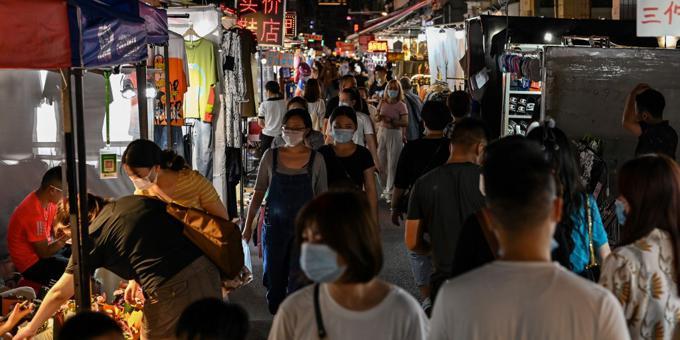 Timeless Wealth: When small China beats big America