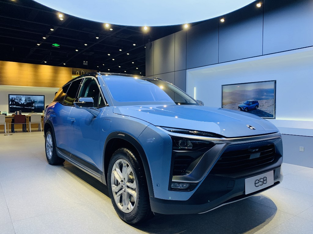China's Nio is worth more than Ford or General Motors