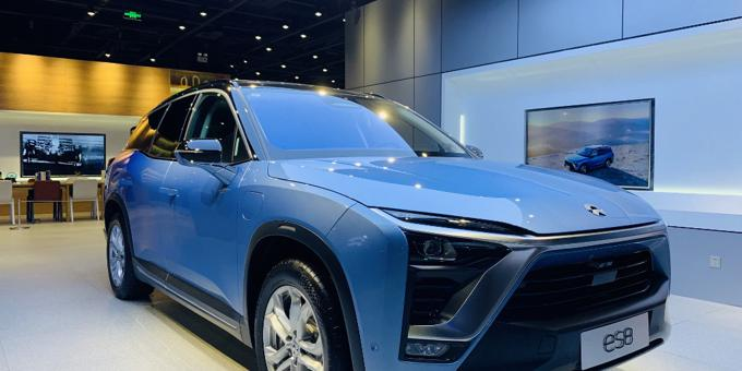Nio stock lifted by Nomura report; Evergrande makes EV pitch