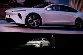 US carmaker Tesla and China's Nio boost EV innovation