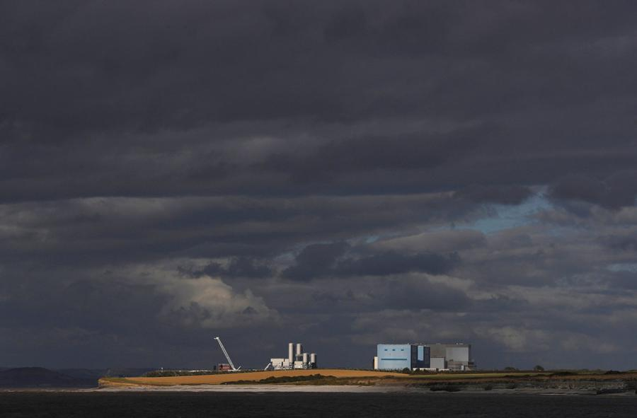 Chinese demands on nuclear power 'complicate EU investment talks'