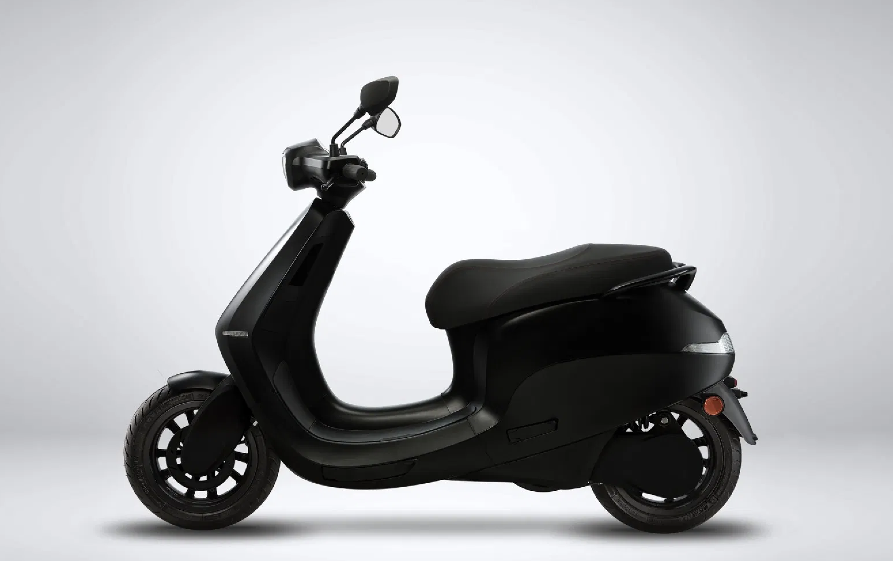Ola gives first glimpse of new e-scooter