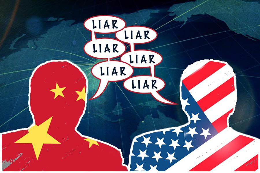 Lies, diplomacy and the Covid-19 crisis