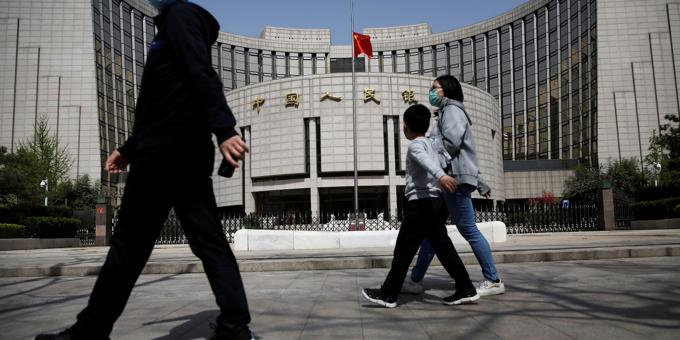 PBoC quarterly survey shows Chinese consumers ready to invest