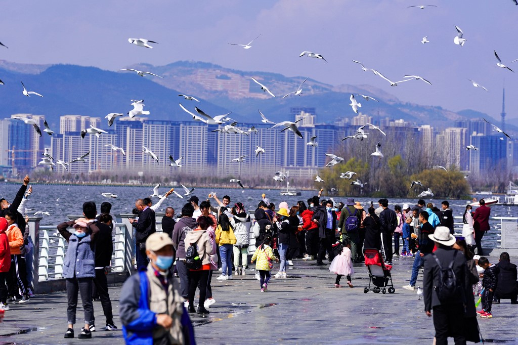 China's southwest reports strong recovery