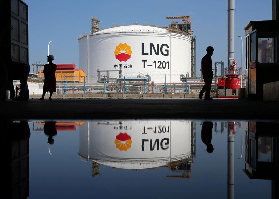 China records a banner year for oil and gas discovery