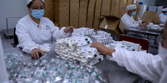 China reviewing the conduct of its pharma companies