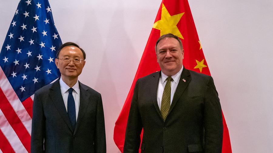 Surprise US-China Hawaii trade news lifts stocks, yuan