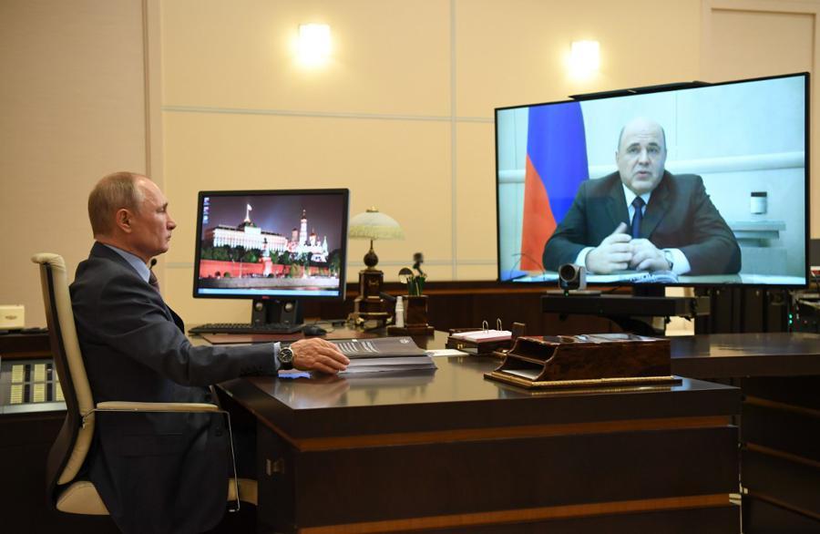 Russia unveils 'modest' $72-billion virus recovery plan