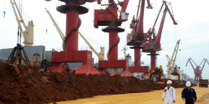 China threatens rare earth blacklist as trade war expands