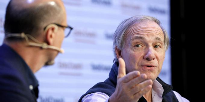 Dalio says foreign portfolios should target 15% China holdings