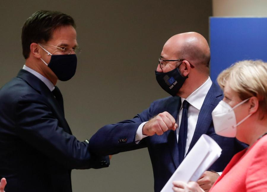 EU reaches pandemic recovery deal after marathon summit