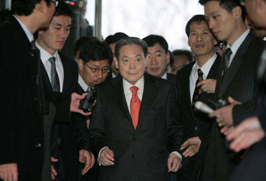 Samsung shares rise after Lee's death sparks hope of shake-up