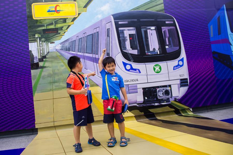 Shenzhen Metro first through the online bond tunnel