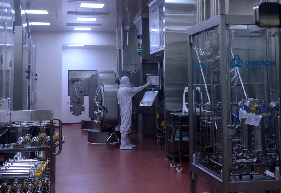 AstraZeneca faces India lawsuit over Covid-19 vaccine trial