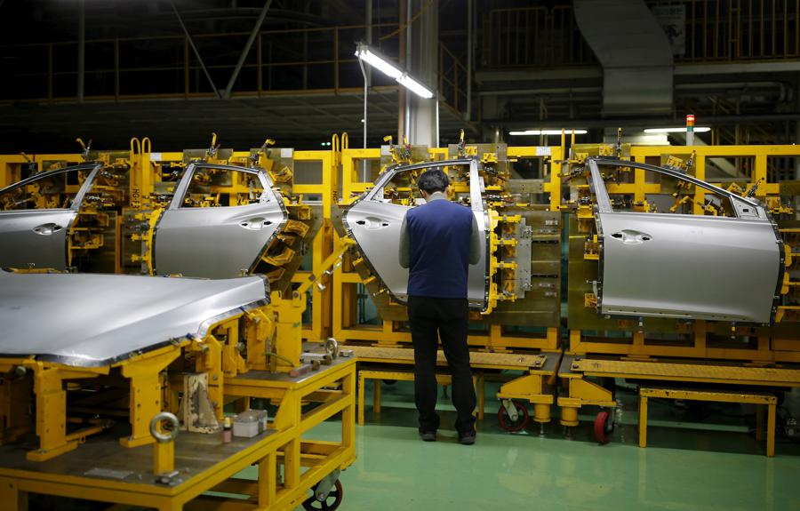 South Korean factory activity grows fastest in over two years