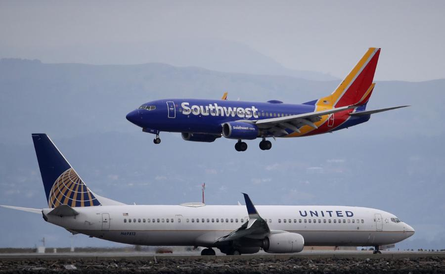 US Treasury, airlines reach deal on financial aid