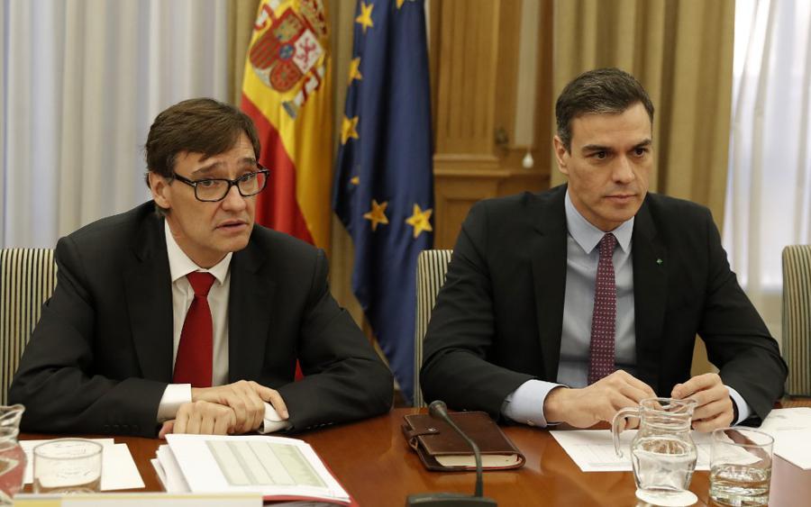 Spanish PM in plea for 'coronabonds' crisis funding