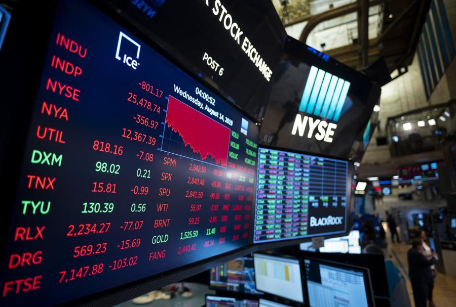 Markets watchful as US-China spar