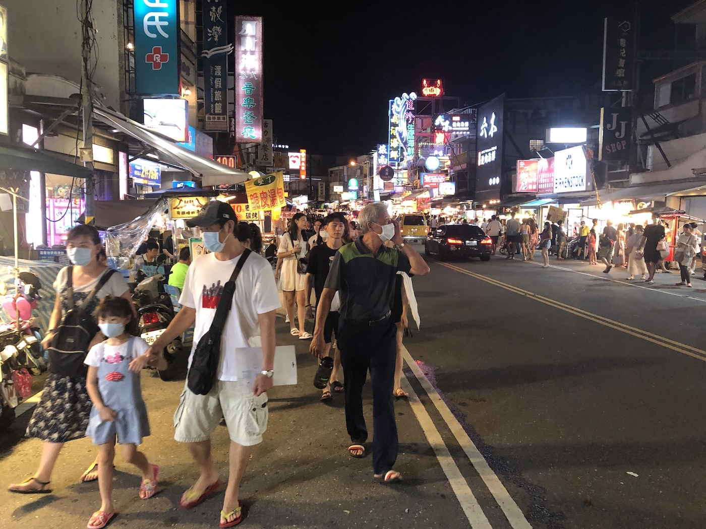 Domestic tourism offsetting the loss of foreign visitors in Asia