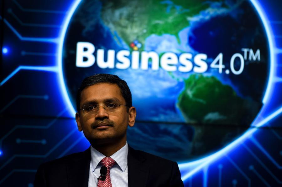 Profits at India's TCS slump as virus hits demand