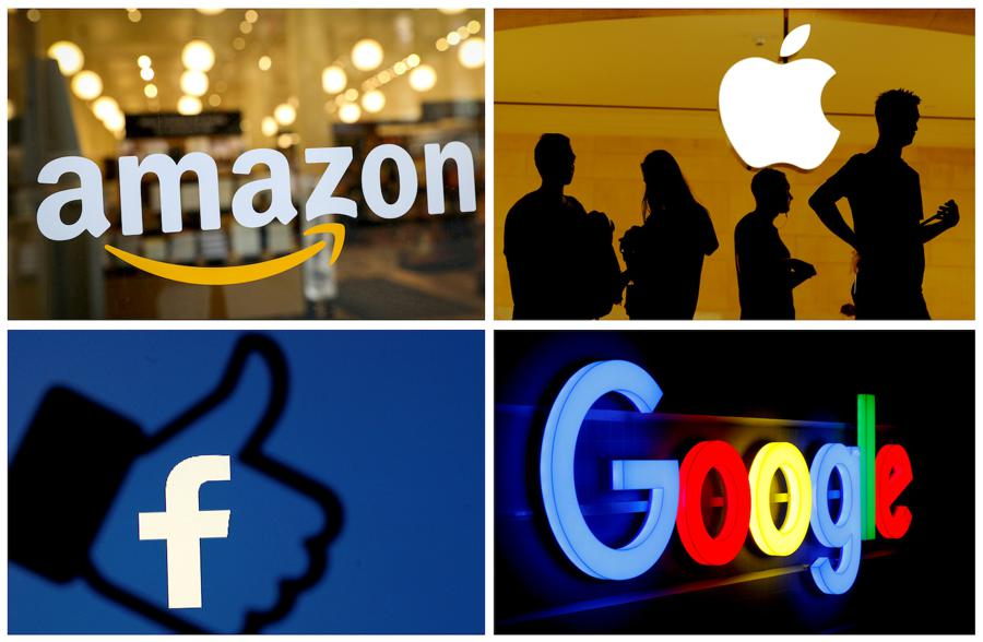 Regulators turn on big US tech groups with antitrust and privacy actions