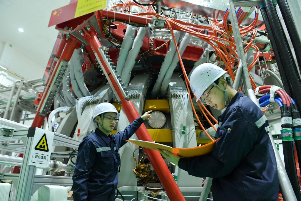 Work underway on part two of $5.5bn Hainan nuclear power project