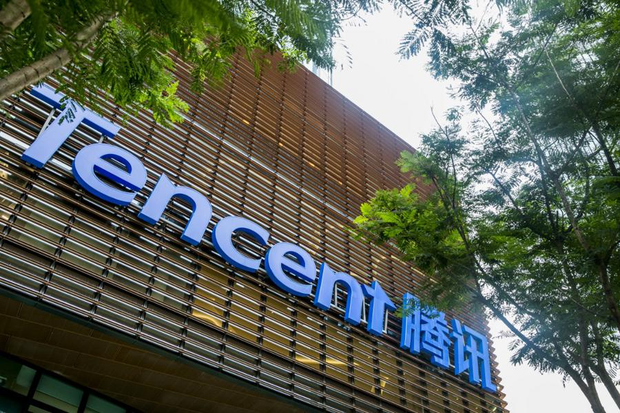 Tencent's market value plunges $89 bn from anti-monopoly move