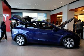 Tesla hails Chinese demand for record deliveries