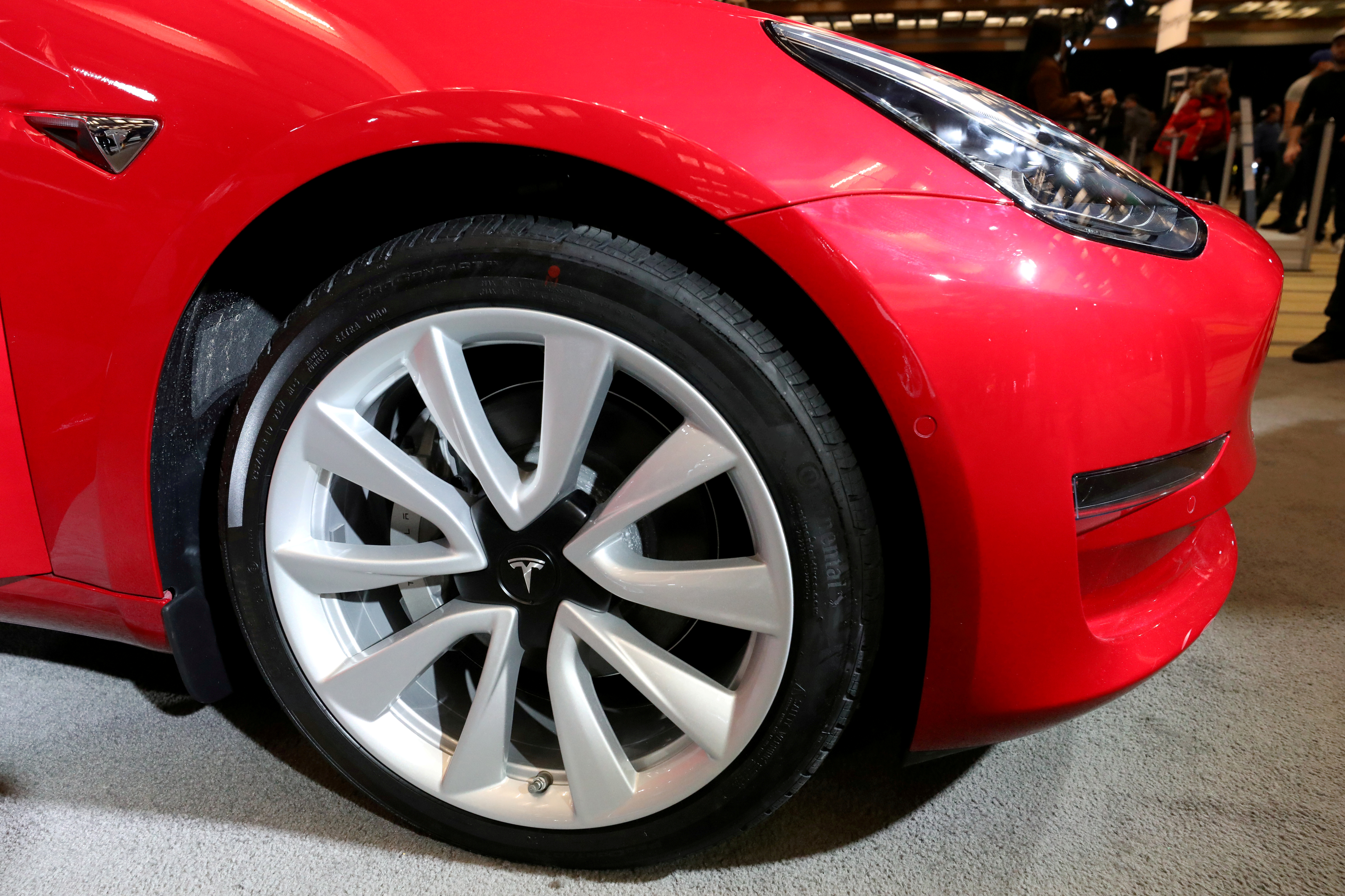 Tesla takes its first step into India