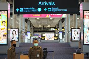 Tourism slump beaches Thailand's post-pandemic optimism