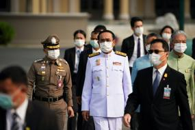 Thai cabinet signs off $8.2bn relief package as third Covid wave hits