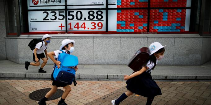 China economic recovery inspires rally