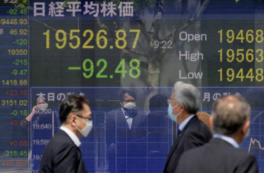Revived US-China tensions spook markets