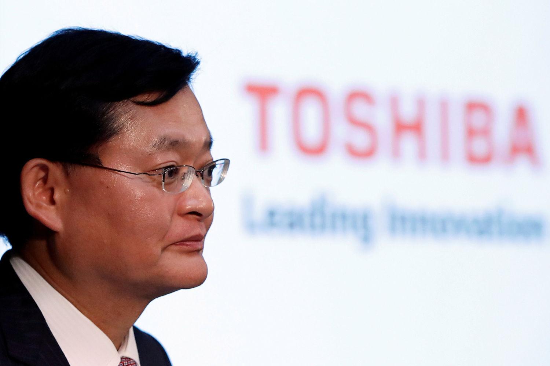 CVC makes $18 billion offer to take Toshiba private