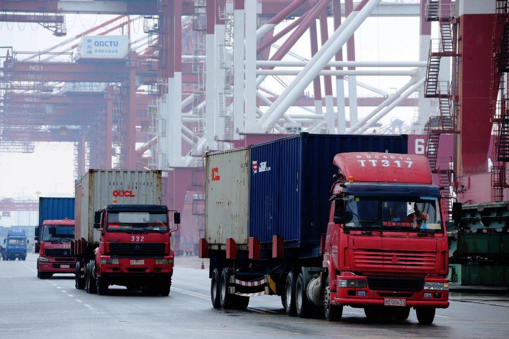 China posts trade surplus on soaring medical exports