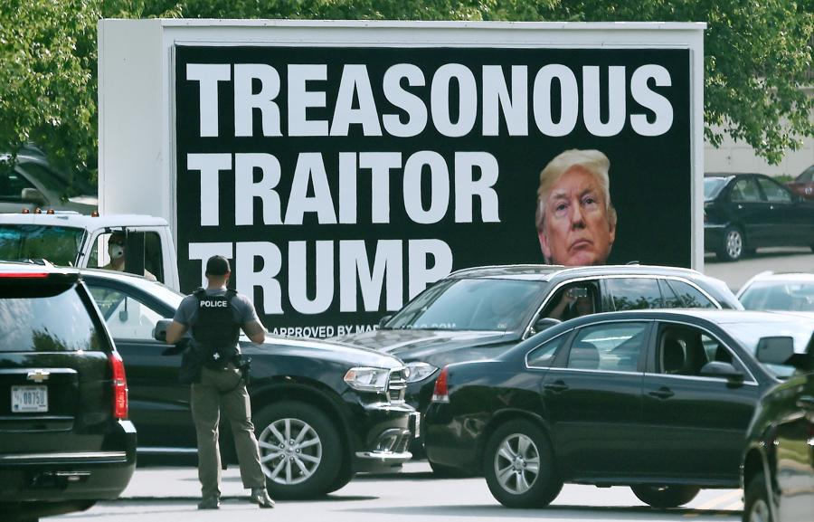 Trump dumped again