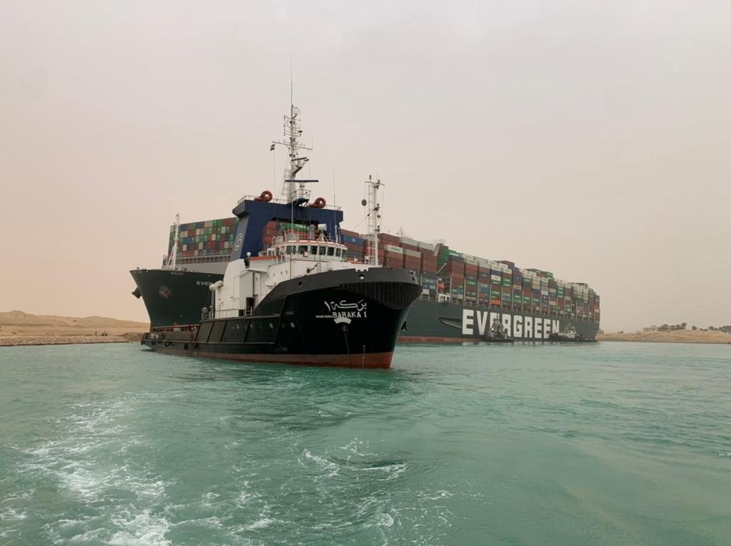 Suez blockage hastens supply chain reforms