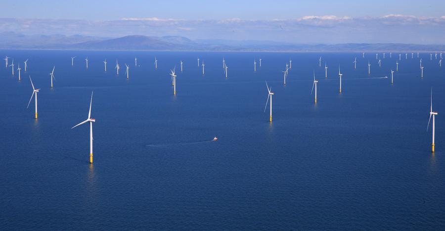 Korea launches $43-bn project to build world's biggest wind farm