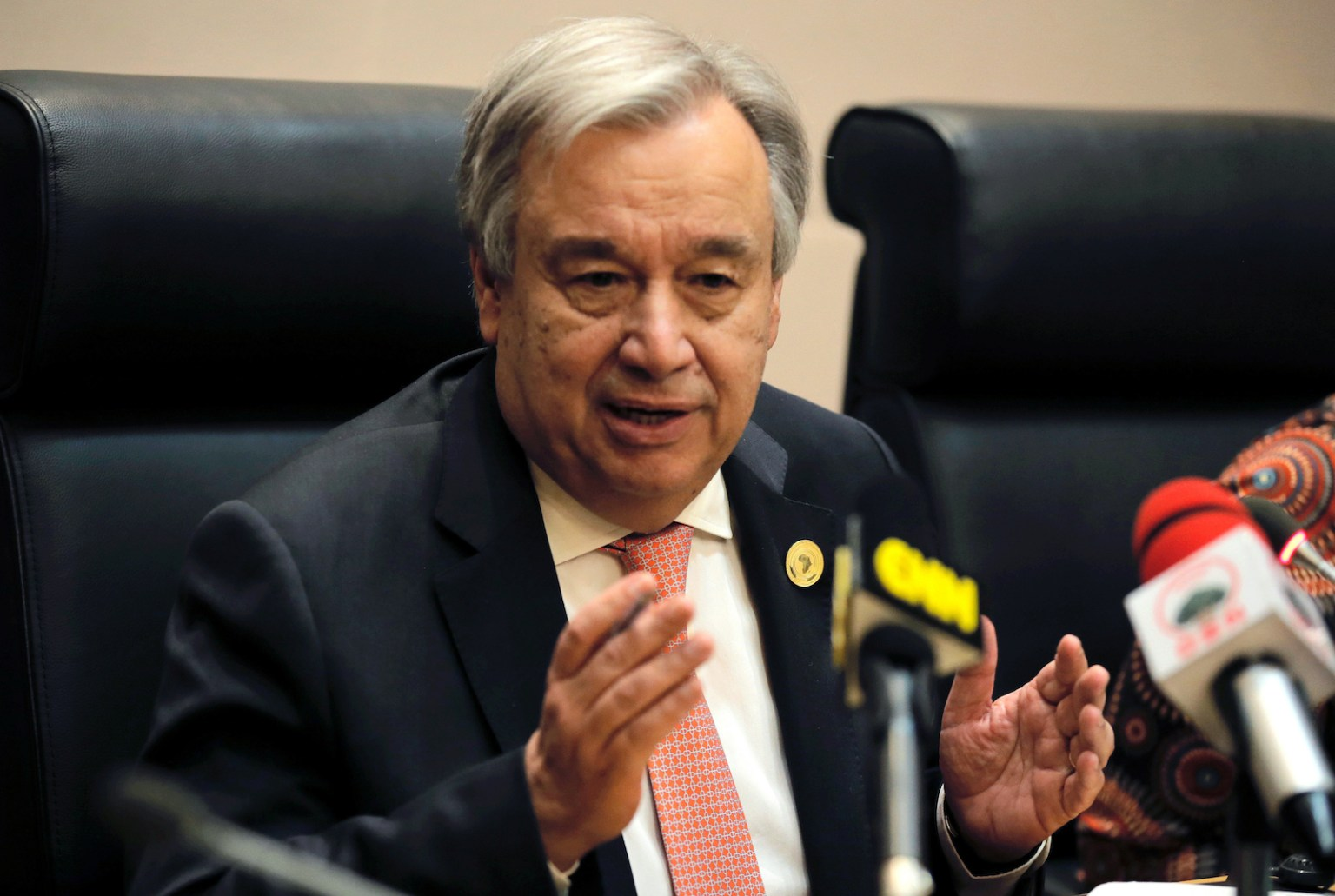 Millions could die if virus not checked: UN chief