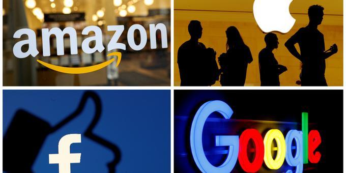 Big Tech's market dominance spurs numerous US probes