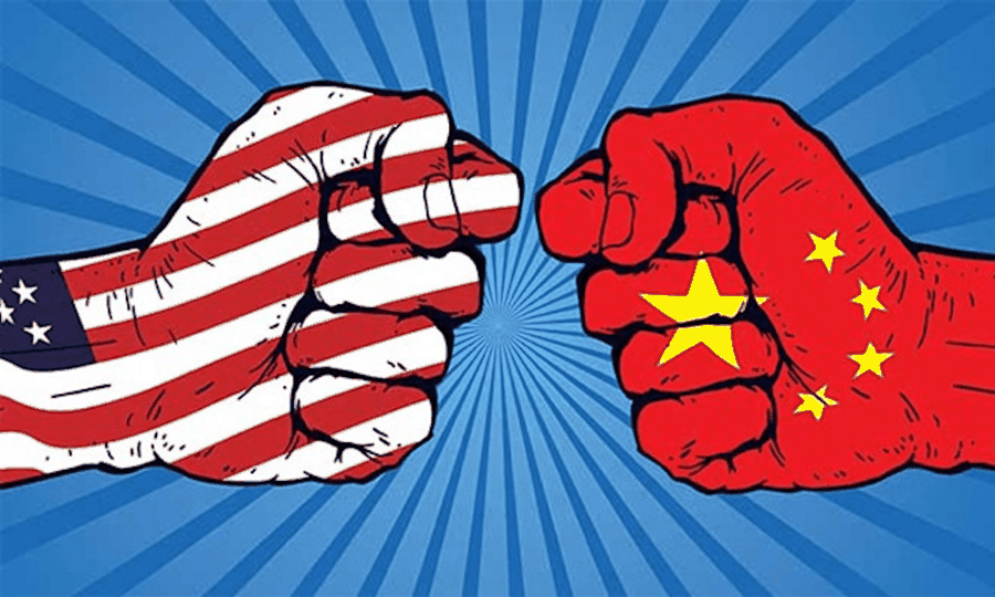 Where US and China will clash after the plague