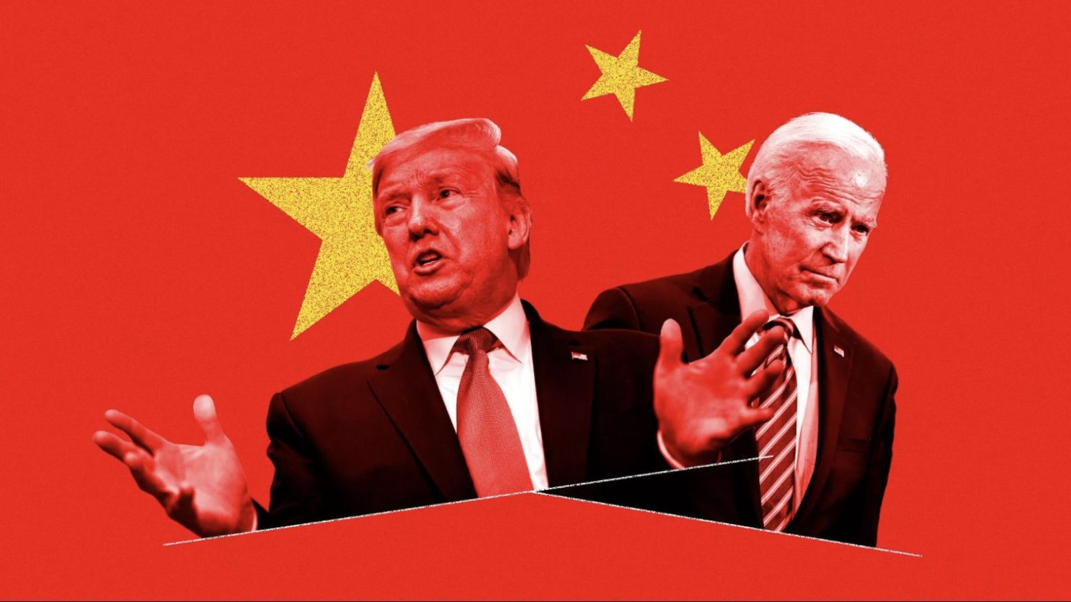 Trump order to ban Alipay is latest headache for Biden, China